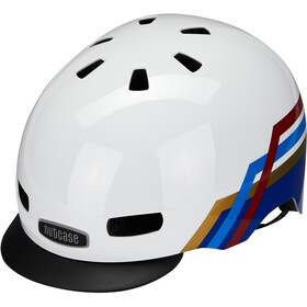 Nutcase Street MIPS Kask, vantastic notion metallic